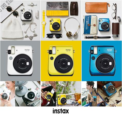 Instax mini70 Ads