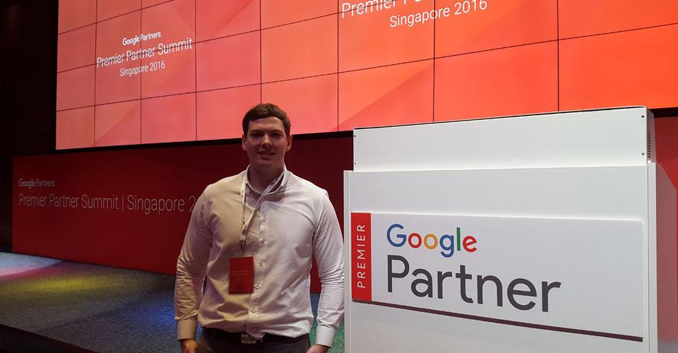 Marketing Bangkok Managing Director @ Google Premier Partner Summit