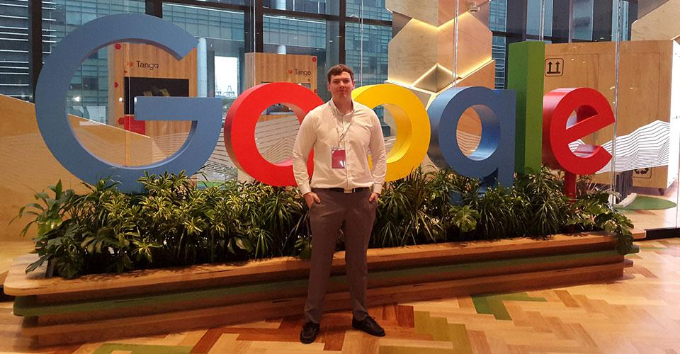 Marketing Bangkok Managing Director @ Google's South East Asia Headquarters